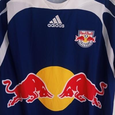 "FC Red Bull Salzburg Away Shirt 2008-2009 (M) ""Perfect"""