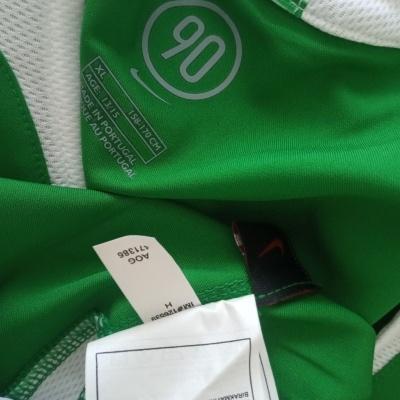 "Celtic FC Away Shirt L/S 2005-2006 (XL Youths) ""Perfect"""