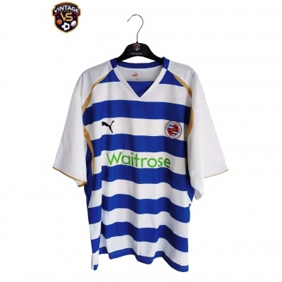 "Reading FC Home Shirt 2008-2009 (XL) ""Perfect"""