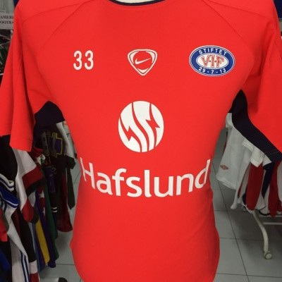 Valerenga IF Issue Training Shirt (L) #33 Norway