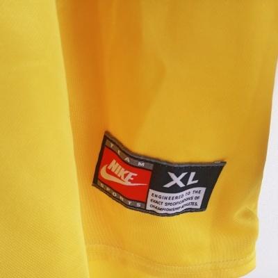 "Arsenal FC Goalkeeper Shirt 1996-1998 (XL) ""Very Good"""