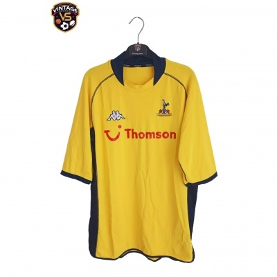 "Tottenham Hotspurs Away Shirt 2002-2003 (XXL) ""Very Good"""