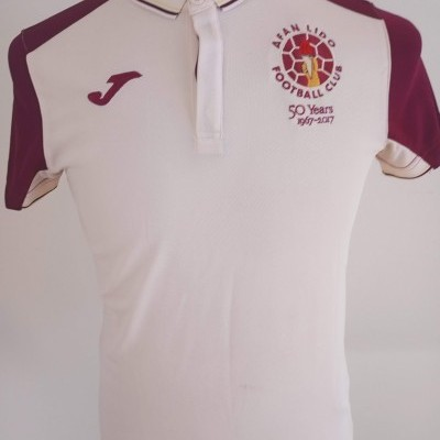 "Afan Lido FC Polo Shirt 2017 Wales (S) ""Very Good"""