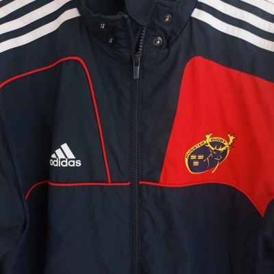"""Munster Rugby Padded Jacket 2010 (M Youths) """"Very Good"""""""