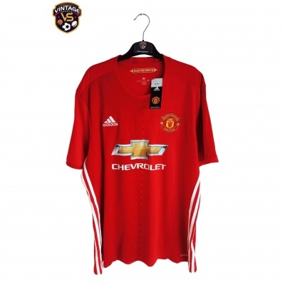 NEW Manchester United Home Shirt 2016-2017 (XL)