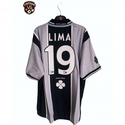 NEW Vitoria Guimarães Away Shirt 2000-2001 #19 Carlos Lima (XL)