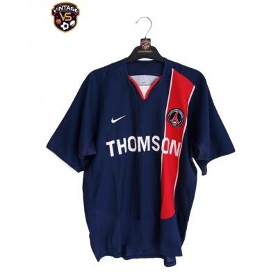 """Paris SG PSG Home Shirt 2003-2004 (S) """"Good"""""""