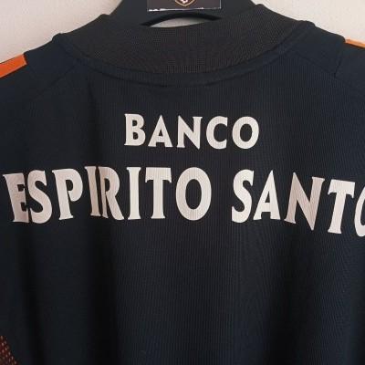 """SL Benfica Away Shirt 2002-2003 (XL) """"Very Good"""""""