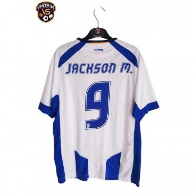 "Retro FC Porto Home Shirt 2014-2015 #9 Jackson (M) ""Perfect"""