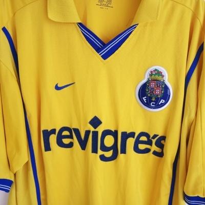 """FC Porto Away Shirt 2000-2001 (XL) """"Very Good"""""""