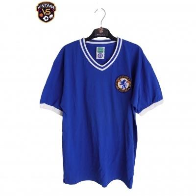 "Retro Chelsea FC Home Shirt 1960 #8 (L) ""Very Good"""