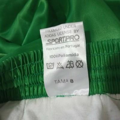 "Vintage Adidas Football Shorts Sporting CP Portugal 1991-1992 (XL) ""Good"""