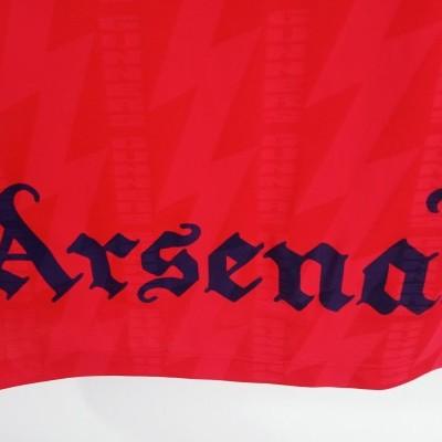 "Arsenal FC Home Shirt 1994-1996 (XL) ""Very Good"""