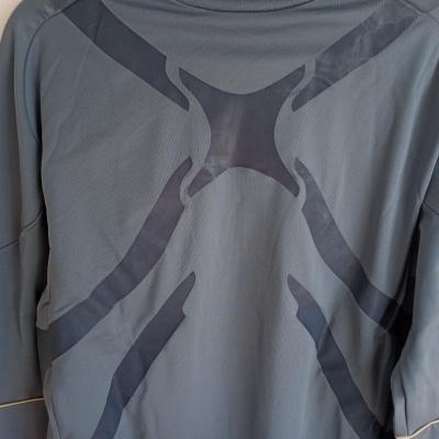 """France Goalkeeper Shirt 2010-2012 Player Issue (XL) """"Perfect"""""""