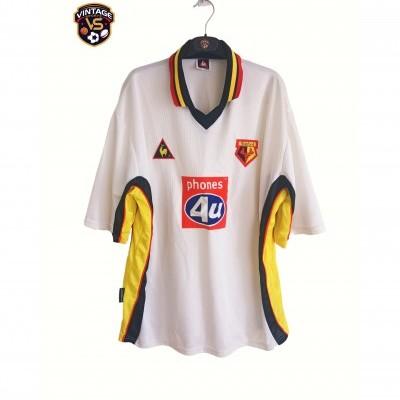 "Watford FC Away Shirt 1999-2000 (XL) ""Very Good"""