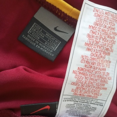 """AEK Athens Away Shirt 2002-2004 (L) """"Perfect"""""""