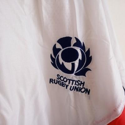 "Scotland Rugby Jacket 1990s (XL) ""Very Good"""