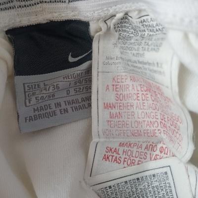 "Footbal Shorts Nike White (L) ""Very Good"""