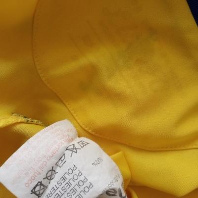 "Leeds United FC Third Shirt 2008-2009 (XL) ""Good"""