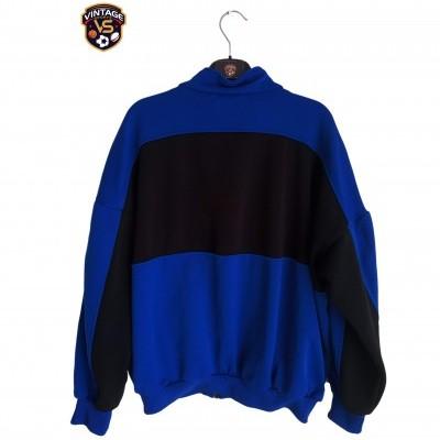 """Vintage Full Tracksuit Adidas Blue (M) """"Good"""""""