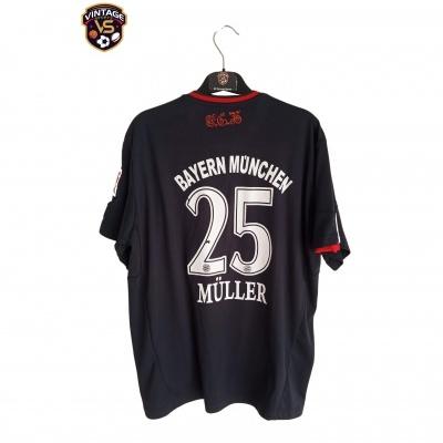 """Retro Fan FC Bayern Munich Third Shirt 2010-2011 #25 Müller (M) """"Good"""""""