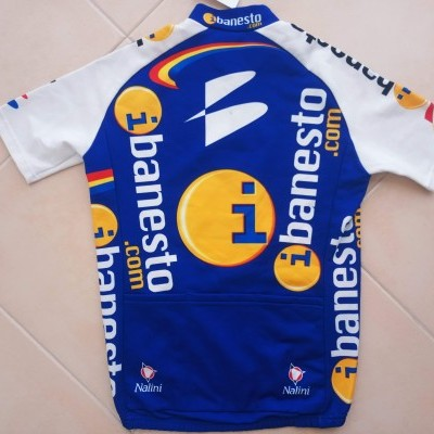 "Banesto Cycling Shirt (S) ""Good Condition"""