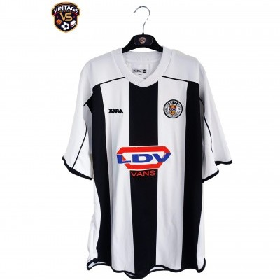 "ST Mirren FC Home Shirt 2002-2003 (L) ""Very Good"""