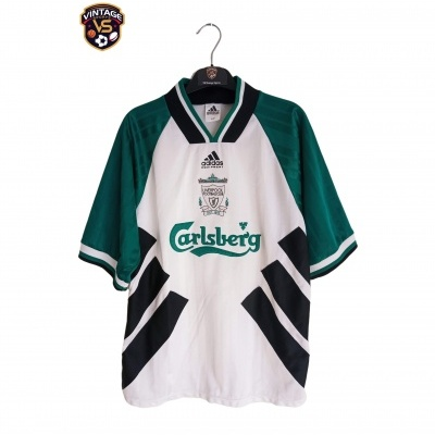 "Liverpool FC Away Shirt 1993-1995 (M) ""Very Good"""