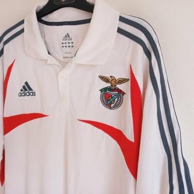 """SL Benfica Polo Shirt 2007-2008 (XL) """"Very Good"""""""