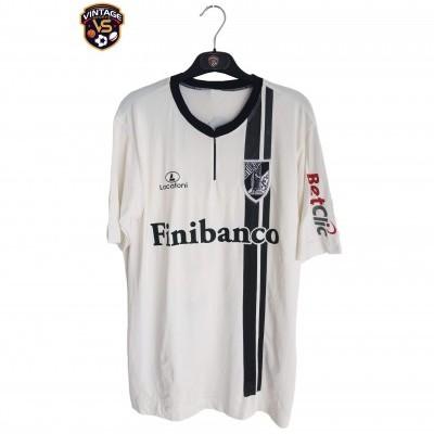 """Matchworn Vitoria Guimarães Home Shirt 2010 #19 Ricardo (XL) """"Good"""""""