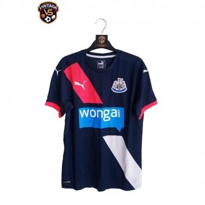 "Newcastle United Third Shirt 2015-2016 (S) ""Perfect"""