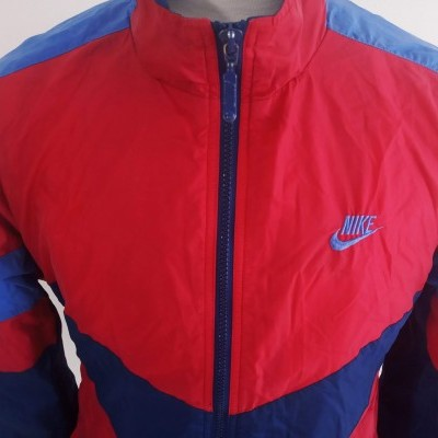 "Vintage Track Top Windbreaker Jacket Nike (M) ""Very Good"""