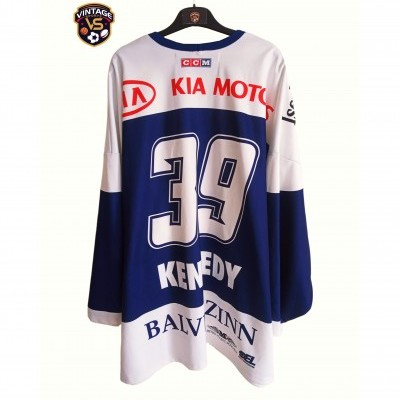 "Iserlohn Roosters Ice Hockey Shirt 2004 #39 Kennedy (54) ""Very Good"""