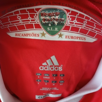 """SL Benfica Home Shirt 2011-2012 (S) """"Perfect"""""""