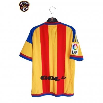 "Valencia CF Away Shirt 2015-2016 (S) ""Perfect"""