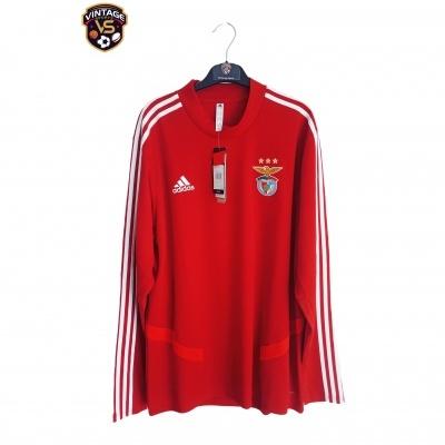 NEW SL Benfica Training Sweatshirt 2019-2020 (XL)