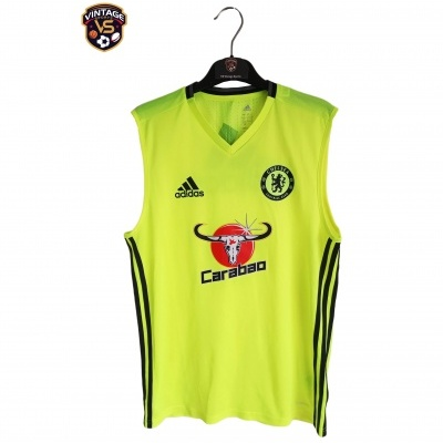 "Chelsea FC Training Vest Shirt 2016-2017 (S) ""Very Good"""