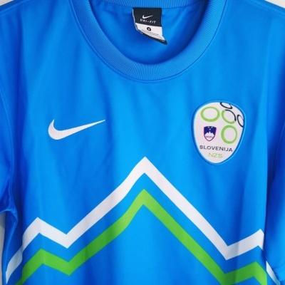 """Slovenia Away Shirt 2012-2014 (S) """"Perfect"""""""
