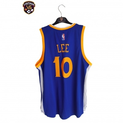 "Golden State Warriors NBA Jersey Swingman #10 Lee (M) ""Perfect"""