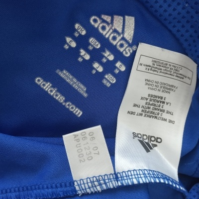 "Chelsea FC Home Shirt 2006-2008 (M) ""Very Good"""