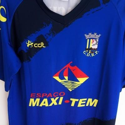"Matchworn GD Ribeira de Pena Football Home Shirt 2017-2018 #28 (XL) ""Very Good"""