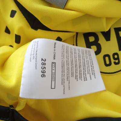 "Borussia Dortmund Home Shirt 2011-2012 #11 Götze (XXL) ""Perfect"""