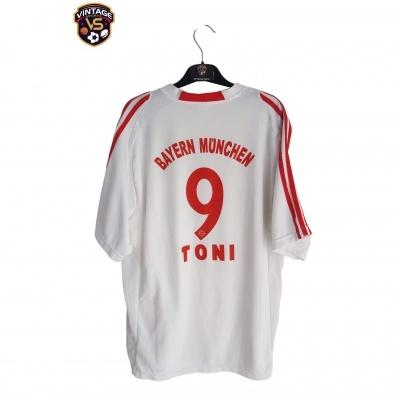 "Retro Fan FC Bayern Munich Third Shirt 2008-2009 #9 Toni (XL) ""Very Good"""