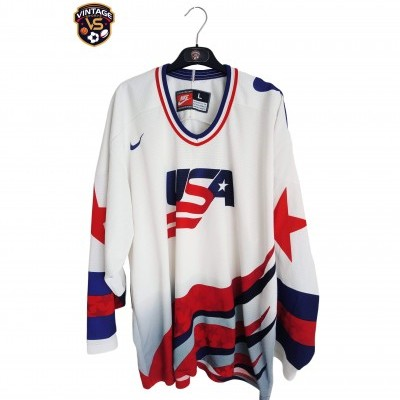 "USA Ice Hockey Jersey 1996 (L) ""Good"""
