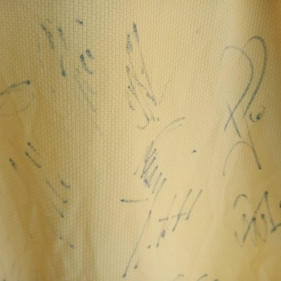 "Signed BVB Borussia Dortmund Home Shirt 2008-2009 (L) ""Good"""