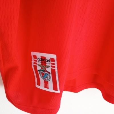 NEW SL Benfica Home Shirt 2000-2001 (XL)