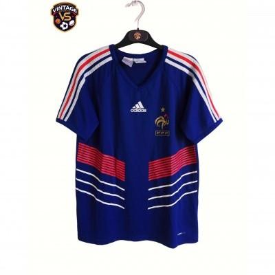 "France Home Shirt 2010 (XL Youths) ""Good"""