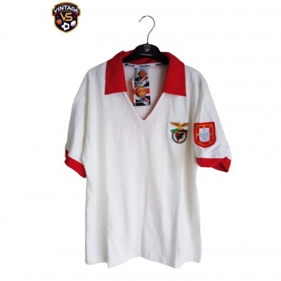 NEW Retro SL Benfica Away Shirt 1960s (M)