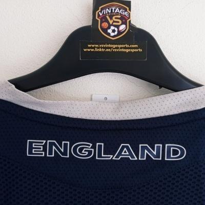 "England Training Vest Shirt 2006-2007 (XL) ""Very Good"""