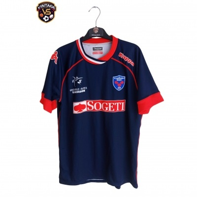 "FC Grenoble Rugby Home Shirt 2016-2017 (L) ""Very Good"""